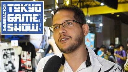 N1RV ANN-A: Cyberpunk Bartender Action - Fernando Damas Interview