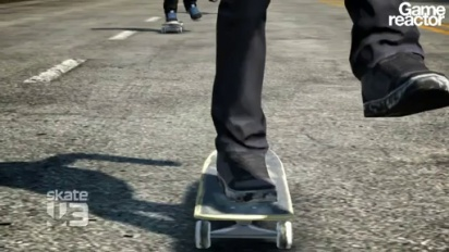 skate 3 - Launch Traile