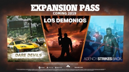 Just Cause 4 - Expansion Pass Teaser