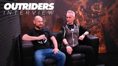 Outriders - Rafal Pawlowski & Szymon Barchan Interview