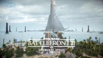Star Wars Battlefront 2: The Battle on Scarif (Community Update)
