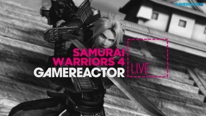 Samurai Warriors 4 - Livestream Replay
