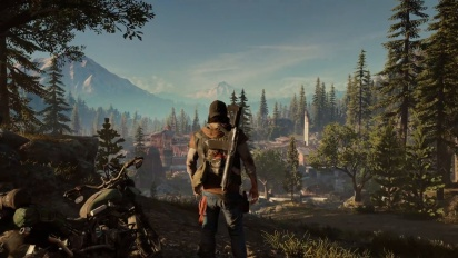 Days Gone E3 2016 Gameplay Trailer