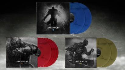 Dark Souls: The Vinyl Trilogy - Trailer