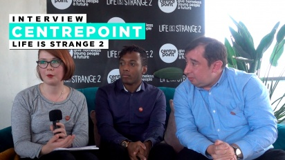 Life is Strange 2 - Itw de l'association Centrepoint