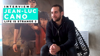 Life is Strange 2 - Interview de Jean-Luc Cano (Ep 5)