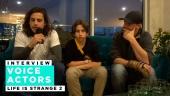 Life is Strange 2 - Itw de Roman George, Gonzalo Martin et Phil Bach