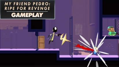 My Friend Pedro: Ripe for Revenge - Gameplay