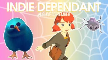 Indie Dependent: August - September 2021