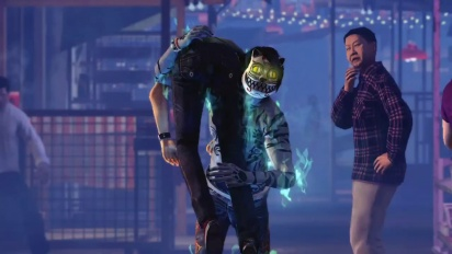 Sleeping Dogs - Nightmare in North Point Trailer