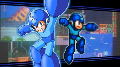 Mega Man Legacy Collection 2 - Reveal Trailer