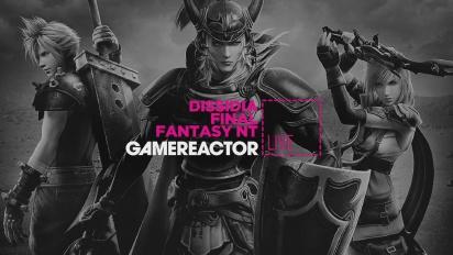 Dissidia Final Fantasy NT - Livestream Replay
