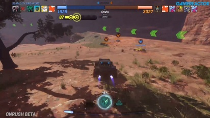 Onrush - Multiplayer Gameplay 2