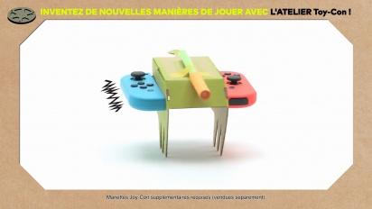 Nintendo Labo - Atelier Toy-Con - Episode 2