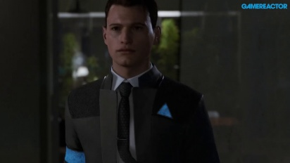 Detroit: Become Human - Introducing Connor (Video#3)