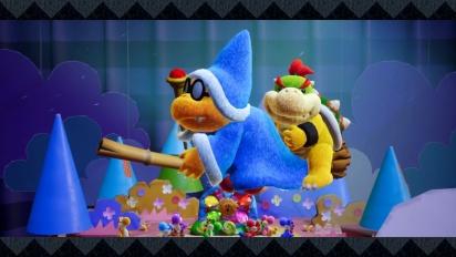 Yoshi's Crafted World - Nintendo Switch Story Trailer