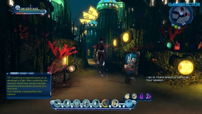 DC Universe Online for Nintendo Switch - Commented Gameplay