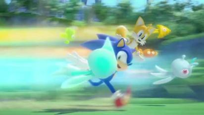 Sonic Colors - E3 2010: Trailer