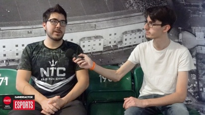 Faceit Minor (Americas) - Bit Interview