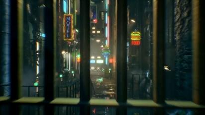Observer - Nintendo Switch Announcement Trailer