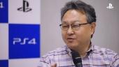 PlayStation Asia - TGS 2019 Interview with Shuhei Yoshida