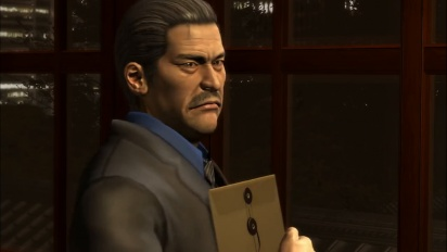 Yakuza 3 - PS4 Version Japanese Trailer