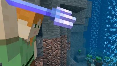 Minecraft - Aquatic Update Phase Two Trailer