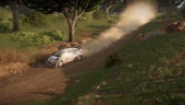 WRC 9 - Safari Rally Kenya Gameplay