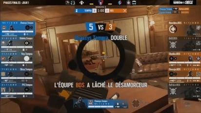 Rainbow Six French League - Présentation du nouveau format