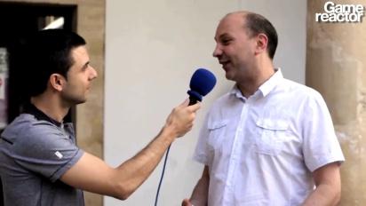 Richard Jacques - Play Fest Interview