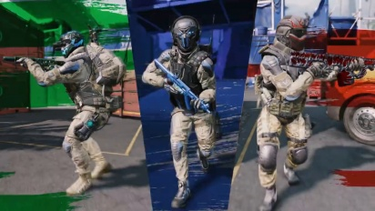 Warface: Consoles Crossplay - Trailer