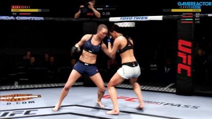 UFC 3 - Le test en vidéo