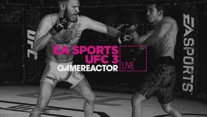 UFC 3 - Livestream Replay
