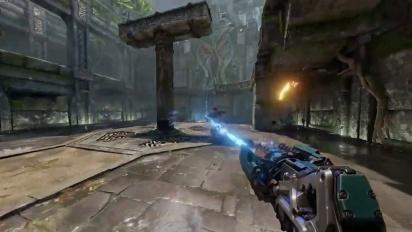 Quake Champions - Athena Champion Trailer