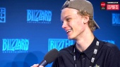 BlizzCon Hearthstone Global Games - Hunterace Interview