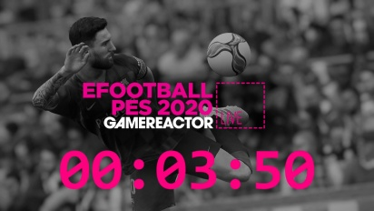 eFootball PES 2020 - Livestream Replay