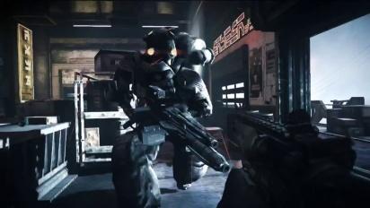 Killzone Mercenary: Gameplay Trailer