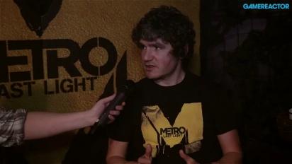 Metro: Last Light - Interview