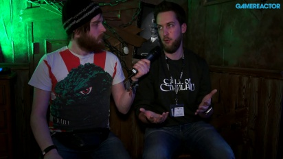 Call of Cthulhu - Maximilian Lutz Interview