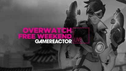 Overwatch - Free Weekend Beginner Stream
