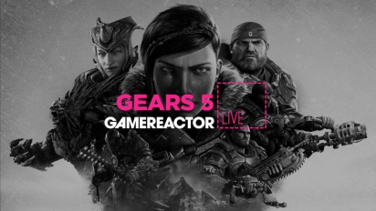 Gears 5 - Livestream Replay