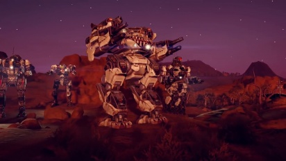Battletech: Heavy Metal Expansion Release Trailer