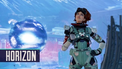Apex Legends - Horizon Character Trailer