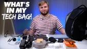 What's in Magnus' tech bag? - Quick Look