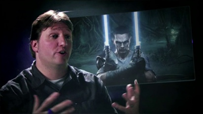 Star Wars: The Force Unleashed II - Developer diary The Story