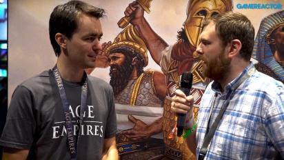 Age of Empires : Definitive Edition - Itw de Bert Beeckman