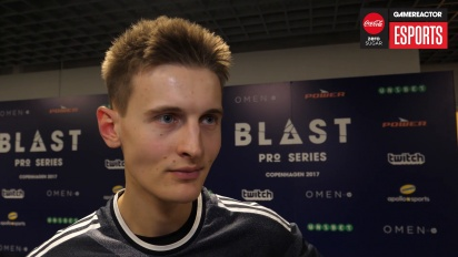Blast Pro Series Copenhagen - Valde Interview