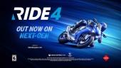 Ride 4 - Launch Next-Gen Trailer