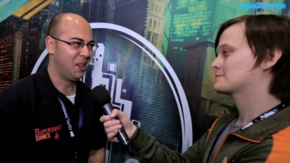 PAX: Transistor Interview