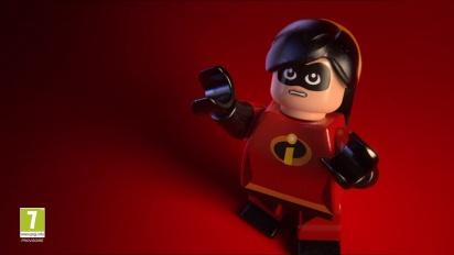 LEGO Les Indestructibles - Trailer d'Annonce